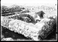 N. Pechyonkin's excavations
