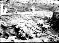 K. E. Grinevich's excavations in the citadel