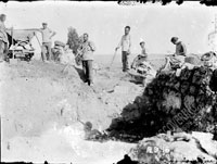 Excavations in the Gerakleyskiy Peninsula