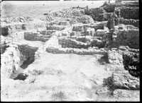 Hellenistic houses in the quarter excavated in 1936