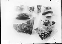 Fragments of red-figured vessels (9)